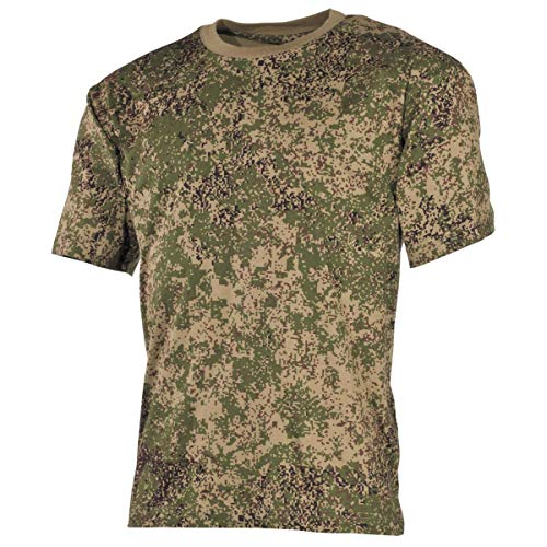 MFH US Army Herren Tarn T-Shirt (Russisch Digital/M)