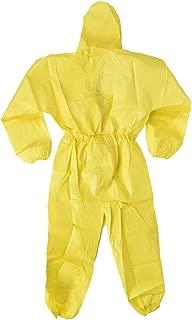 Traje químico de protección contra líquidos Película protectora ...