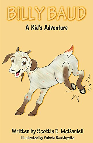 Billy Baud: A Kid\'s Adventure (Billy, the Kid\'s Adventures Book 1) (English Edition)