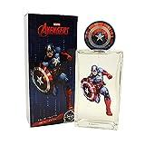 Captain America Eau de Toilette Kids Cologne 100ml Spray
