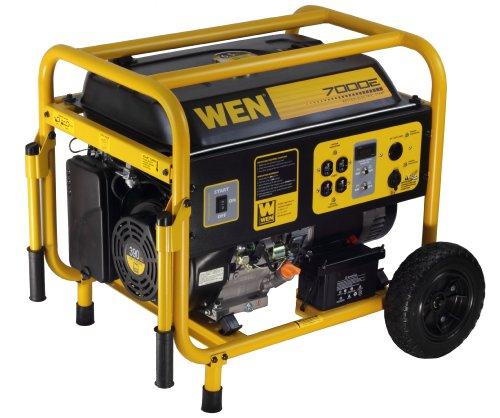 WEN 56682 Dual Fuel Portable Generator