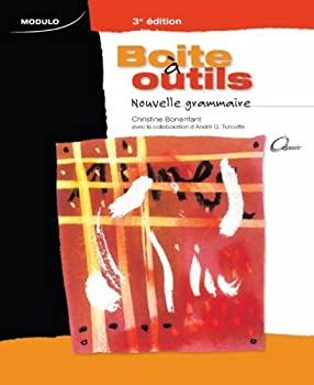 Unknown Binding Boite a Outils 3e Edition Grammaire [French] Book