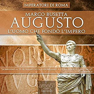 Augusto. L'uomo che fondò l'Impero di Roma copertina