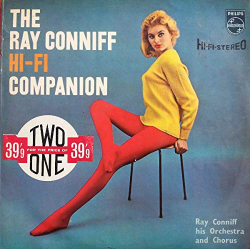 The Ray Conniff Hi-Fi Companion - Ray Conniff And His Orchestra & Chorus 2LP