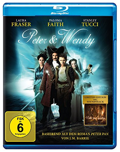 Peter & Wendy (Limited Edition INKL.Soundtrack) [Blu-Ray] [Import]