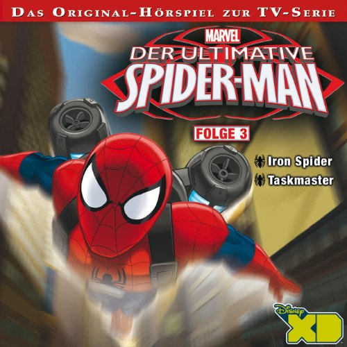 Der ultimative Spiderman 3 Titelbild