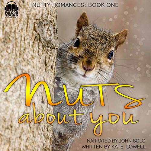 Nuts About You audiobook cover art