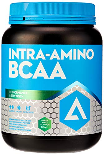 ADAPT NUTRITION Intra-Amino BCAA Apple Capsules, 375 g
