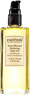 Sweet Blossom Hydrating Body Oil 4oz Oil by evanhealy