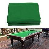 Boshen Billiard Cloth Pool Table Felt with 6 Cloth Strips for 8...