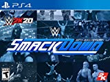 WWE 2K20 Smackdown 20Th Anniversary Edition Playstation 4