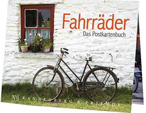 Postkartenbuch Fahrräder, Postkarte Ansichtskarte, Fahrrad