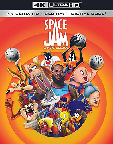 Space Jam: A New Legacy (4K Ultra HD + Blu-ray + Digital)