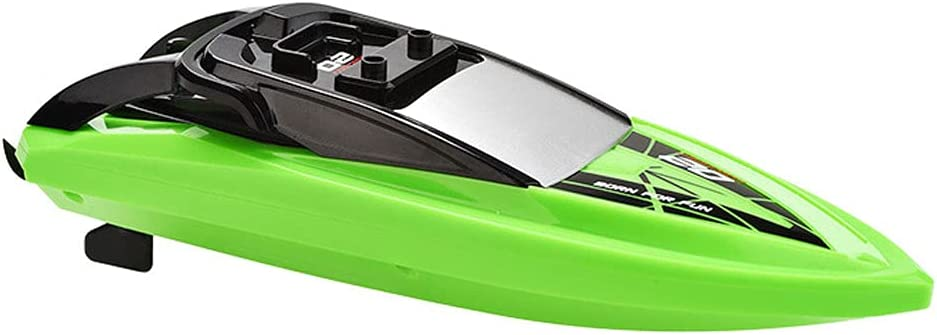 DFERGX Mini Remote Control Simulation Speed Boat Classic Excellent