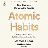 Atomic Habits - An Easy & Proven Way to Build Good Habits & Break Bad Ones - Format Téléchargement Audio - 18,86 €