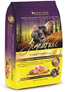 Zignature - Limited Ingredient Turkey Formula Dry Dog Food