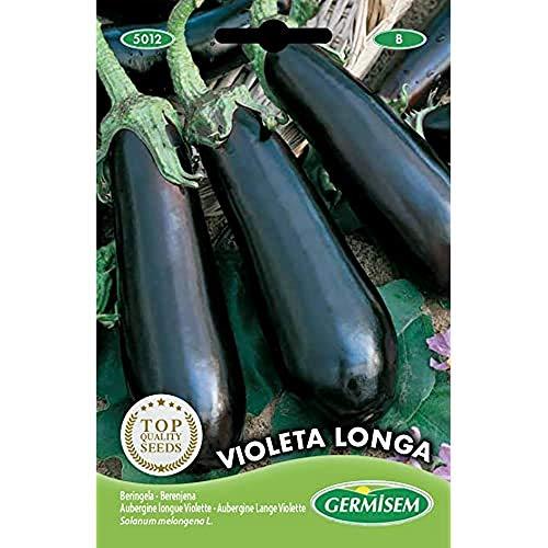 Germisem Violeta Longa Semi di Melanzana 2 g