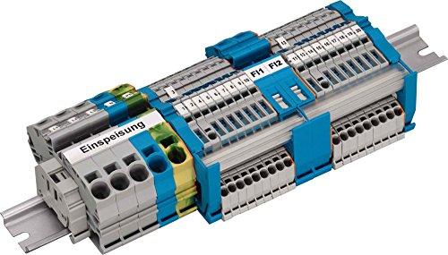Preisvergleich Produktbild WAGO Kontakttechnik Hauptverteiler-Set 821-122 TopJob S Zubehör für Klemmen 4045454962272