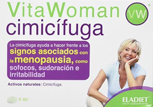 Eladi VitaWoman, Cimicífuga, 60 Cápsulas