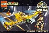 LEGO STARWARS スターウォーズ7141 Naboo Fight ナブー・ファイター