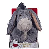 Posh Paws 37467 Christopher Robin Collection Winnie the Pooh Eeyore Soft Toy [並行輸入品]
