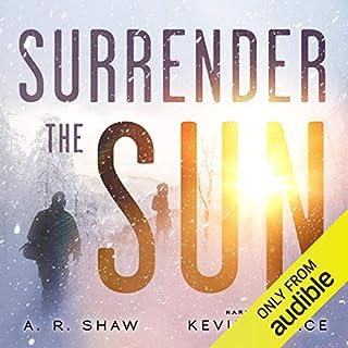 Surrender the Sun audiobook cover art