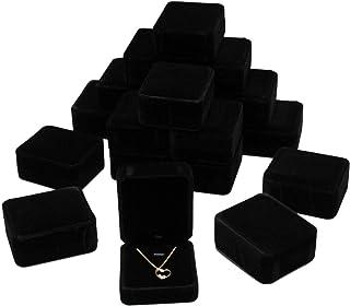【 サイズ選べる 】iikuru ギフトボックス アクセサリー ギフト ラッピング 箱 ラッピングボックス ジュエル 包装 パッケージ 20個セット y313