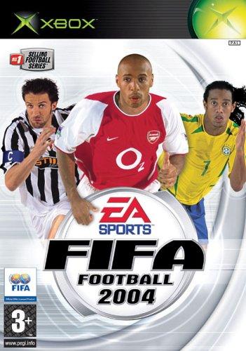 FIFA Football 2004 (Xbox) [Importación inglesa]