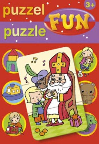 Puzzel fun 3+: Sinterklaas