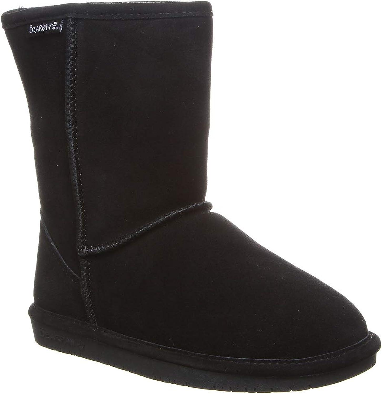 Bearpaw Women's Wide Calf Emma Short Boot