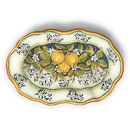 Best Top Ten Italian Ceramic Art Tray/Bowl Plate | BestTopTenEver