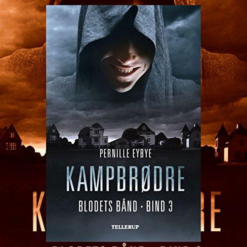 Kampbrødre audiobook cover art