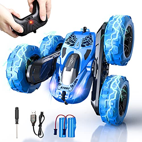 Remote Control Car [Upgraded 2021], SHARKOOL 4WD 2.4Ghz...