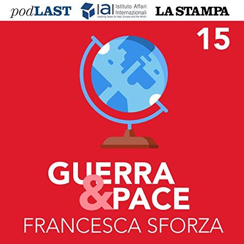"""Il """"civilian compact"""" (Guerra & Pace 15) copertina"""