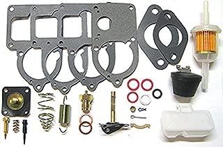 RADKE VW SOLEX CARB REBUILD KIT, VW BUG / BEETLE 28 PICT-34-3 W/FLOATS, 113-198-575U, 30 pc. KIT