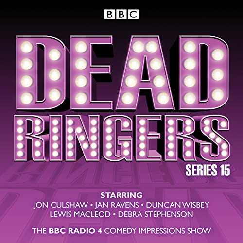 Dead Ringers: Series 15 audiobook cover art