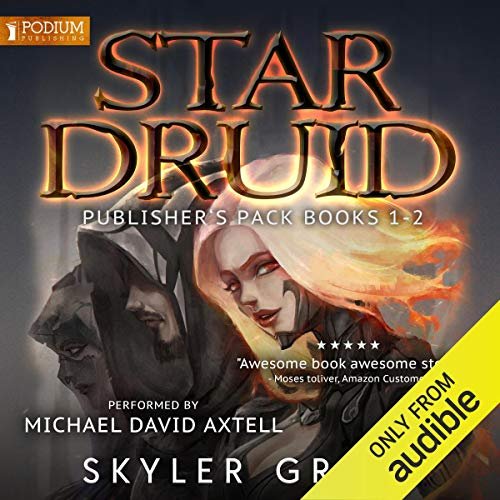 Star Druid: Publisher's Pack cover art