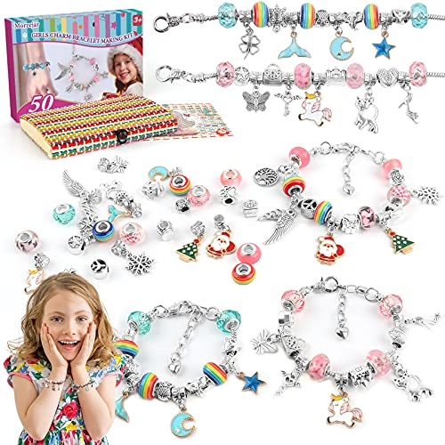 Unicorn Gifts for Girls Kids Toys - Toys Arts Crafts for Kids Age 7 8 9 10+ Year Old, Jewellery...