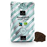 Vollmer Kaffeepulver, Bio + Fairtrade,  500g-Packung