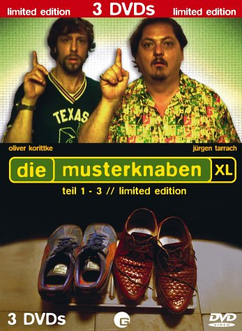 Teil 1-3 (3 DVDs) [Limited Edition]
