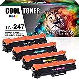 Cool Toner Compatible TN247 TN-247 TN243 TN-243 Cartouches de Toner pour Brother...