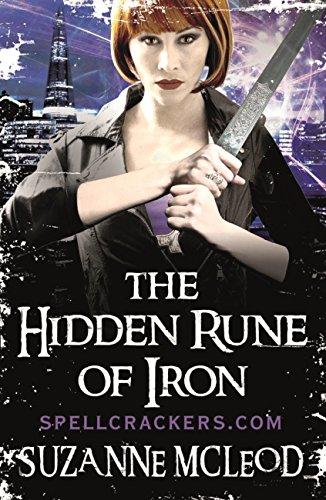 The Hidden Rune of Iron (Spellcrackers.com Book 5) (English Edition)の詳細を見る