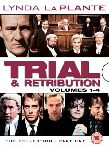 Lynda La Plante - Trial And Retribution - 1 To 4