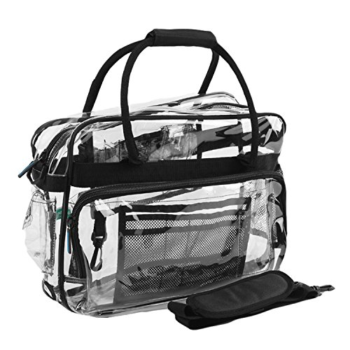 Clear Laptop Bag - Up to 17 Inch Laptop