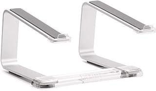 Griffin Technology GC16034-2 - Soporte de Regazo para Ordenador portátil, Color Plateado