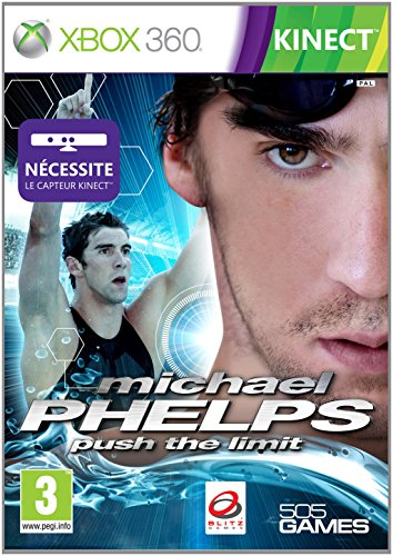 Digital Bros Michael Phelps: Push the Limit