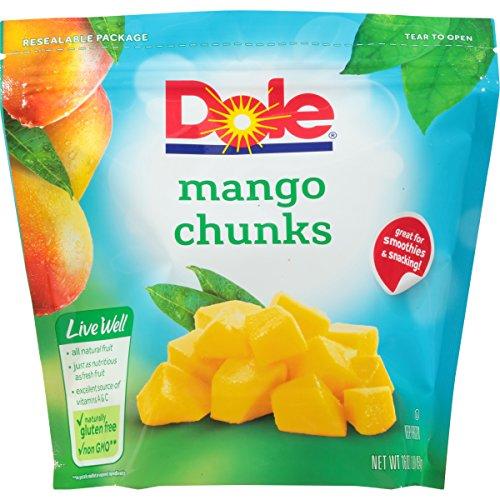 Dole Frozen, Mango Chunks, 16oz