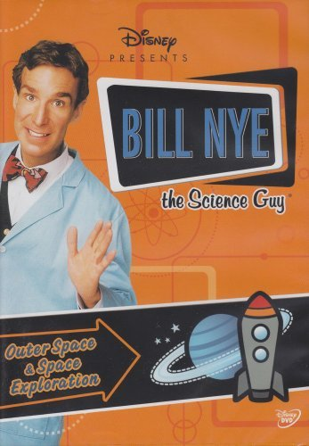 Bill Some reservation Nye the Science Guy - Outer Bi Space Ranking TOP4 Exploration by