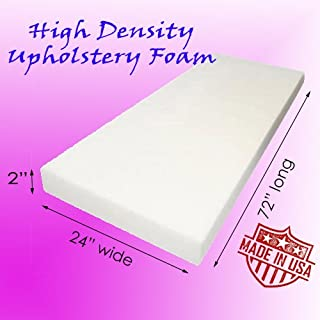 AK TRADING Upholstery High Density Cushion, Seat Replacement Foam Sheet/Padding 2