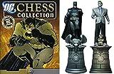 dc comics Chess Figurine Collection Special Batman & Joker